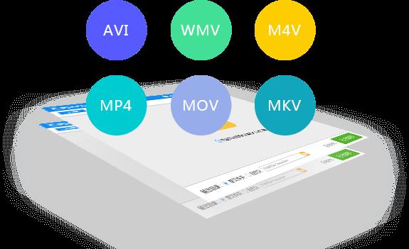 迅捷视频转换器完美正式版KUX/QLV/QSV转换
