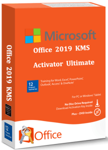 Windows Office 2019 KMS Activator