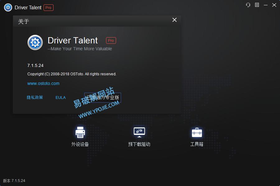 Driver Talent Pro
