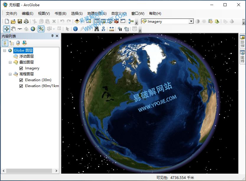 ESRI ArcGIS Desktop