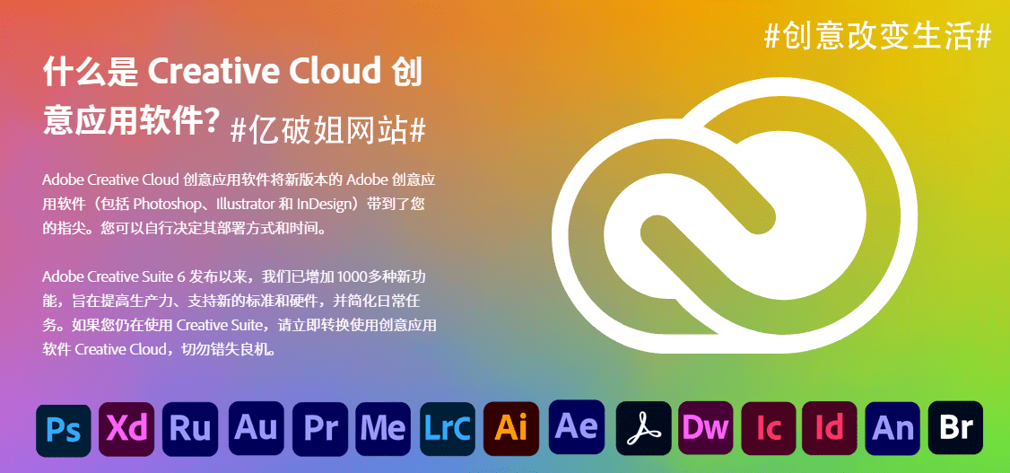 Adobe Creative Cloud 2021